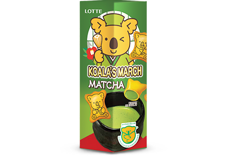 Koala's March Matcha Regular Pack